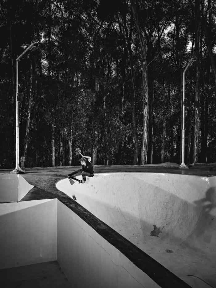 Justus Kotze Crail Slide